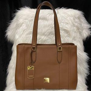 Lauren by Ralph Lauren Leather Bag NWOT